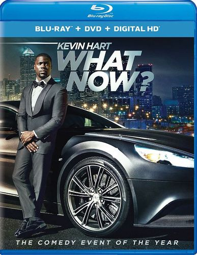 Kevin Hart: What Now? [Includes Digital Copy] [UltraViolet] [Blu-ray/DVD] [2 Discs] [2016] 5661806