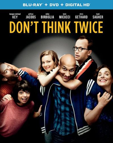 Don't Think Twice [Includes Digital Copy] [UltraViolet] [Blu-ray/DVD] [2 Discs] [2016] 5661807