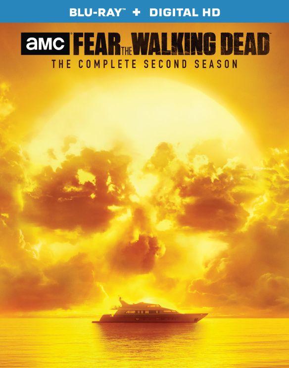 Fear the Walking Dead: Season 2 [Includes Digital Copy] [UltraViolet] [Blu-ray] 5663611