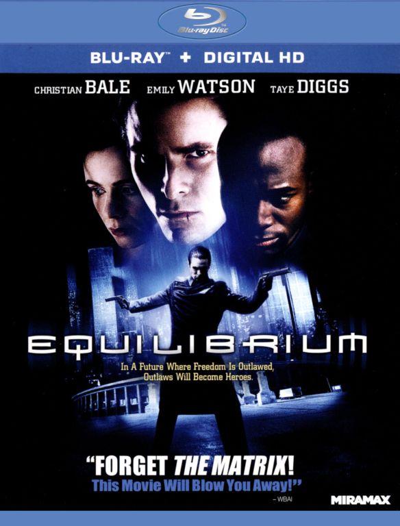Equilibrium [Blu-ray] [2002] 5664048