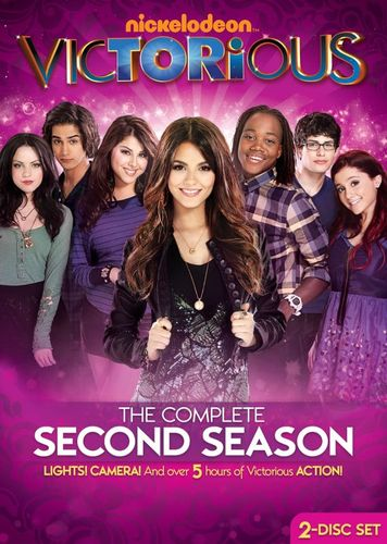 Victorious: The Complete Second Season [2 Discs] [DVD] 5667376