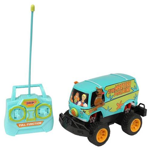 NKOK - Scooby-Doo Off-Road Mystery Machine RC Vehicle - Blue 5667416