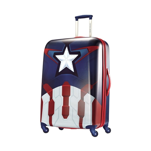 "American Tourister - Marvel 28"" Spinner - Captain America"