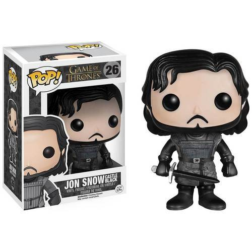 Funko - Pop! TV Game Of Thrones: Jon Snow Castle Black - Multi