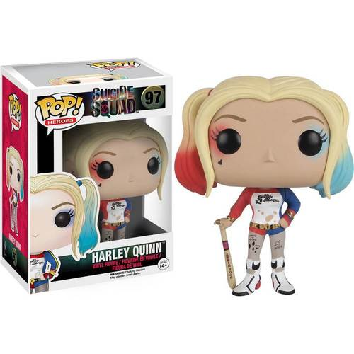 Funko - Pop! Heroes Suicide Squad: Harley Quinn 5667761