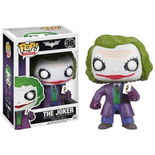 Funko - Pop! Heroes Dark Knight Movie: The Joker 5667786