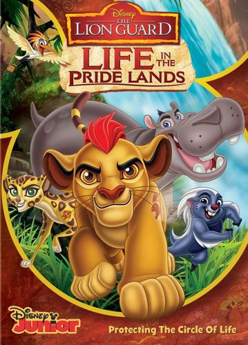The Lion Guard: Life in the Pride Lands [DVD] 5669102