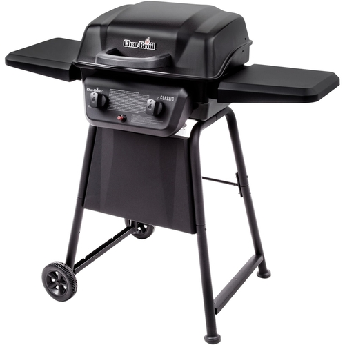 Char-Broil - Classic Gas Grill - Black