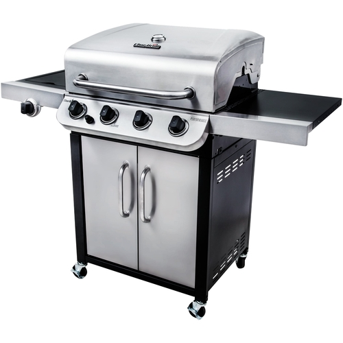 Char-Broil Performance Gas Grill Silver/black 463377017