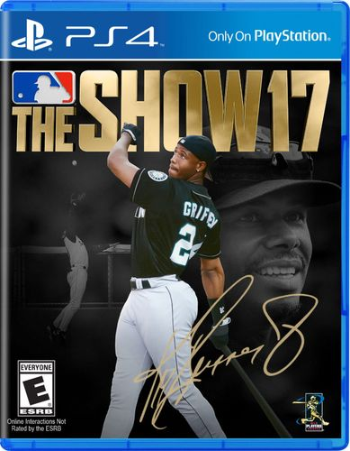 MLB The Show 17 - PlayStation 4