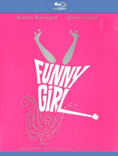 Funny Girl [Blu-ray] [1968] 5674011