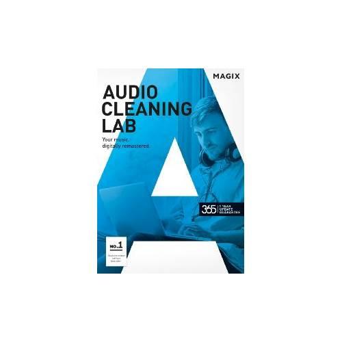 MAGIX Audio Cleaning...