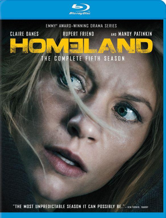 Homeland: Season 5 [Blu-ray] [3 Discs] 5678317