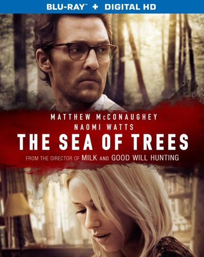 The Sea of Trees [Blu-ray] [2015] 5678320
