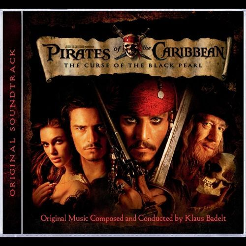 Pirates of the Caribbean: The Curse of the Black Pearl [CD] 5678466