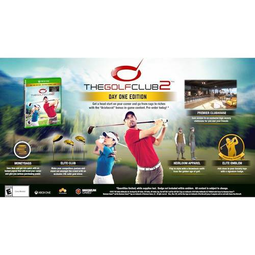 The Golf Club 2 Day One...