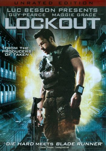 Lockout [Unrated] [Includes Digital Copy] [UltraViolet] [DVD] [2012] 5681681