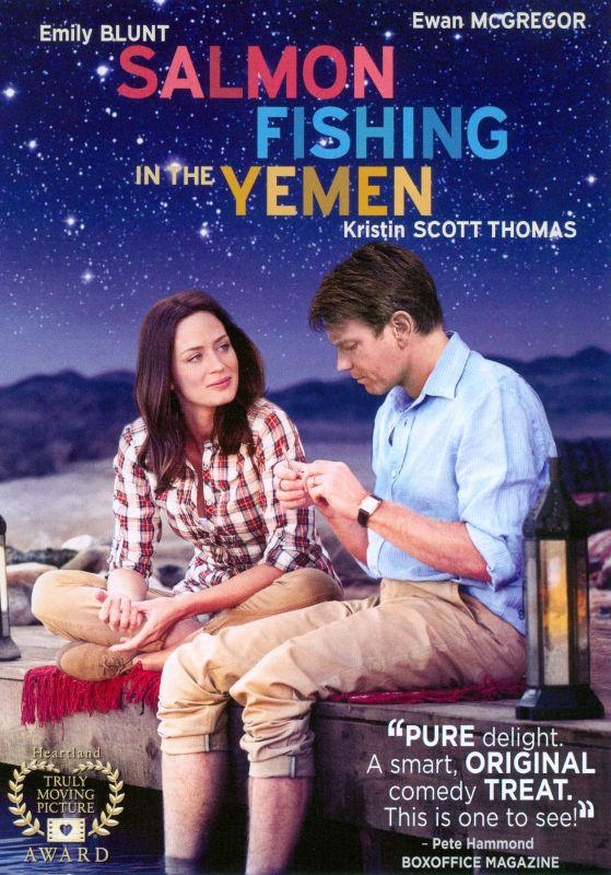 Salmon Fishing in the Yemen [Includes Digital Copy] [UltraViolet] [DVD] [2011] 5681718