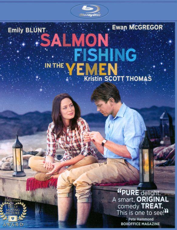 Salmon Fishing in the Yemen [Blu-ray] [Includes Digital Copy] [UltraViolet] [2011] 5681727