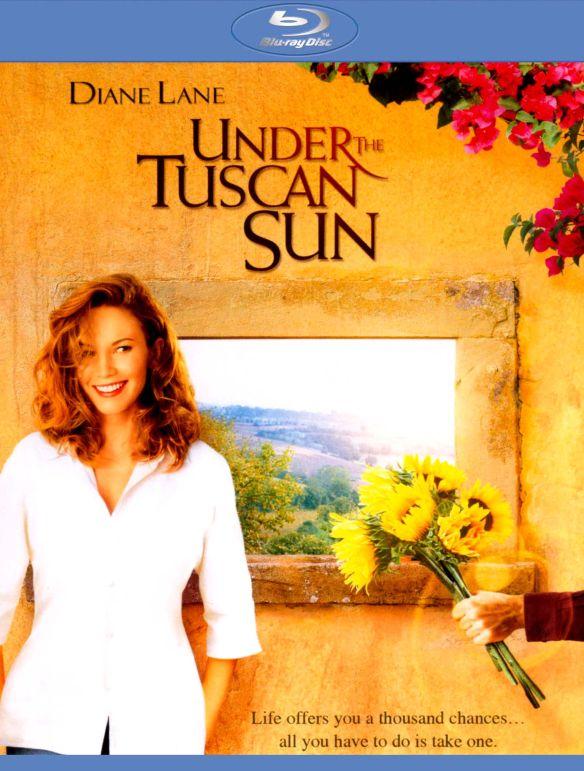 Under the Tuscan Sun [Blu-ray] [2003] 5682808