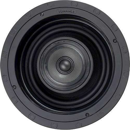 "Sonance - Visual Performance 8"" Passive 3-Way In-Ceiling Speaker (Each) - Paintable White"