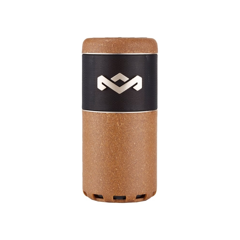 House of Marley Chant Waterproof Sport Portable Bluetooth Speaker - Natural  by House of Marley