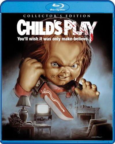 Child's Play [Collector's Edition] [Blu-ray] [2 Discs] [1988] 5686200