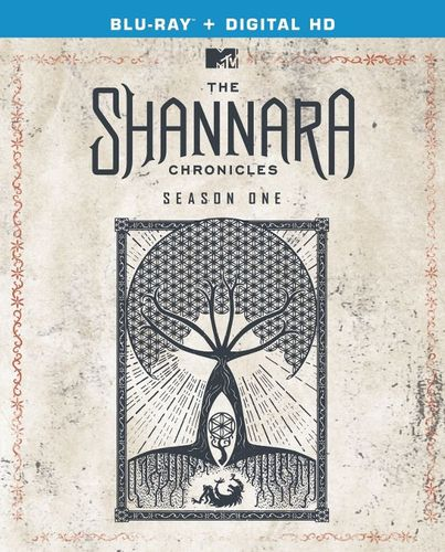 The Shannara Chronicles: Season One [2 Discs] [Blu-ray] 5686807