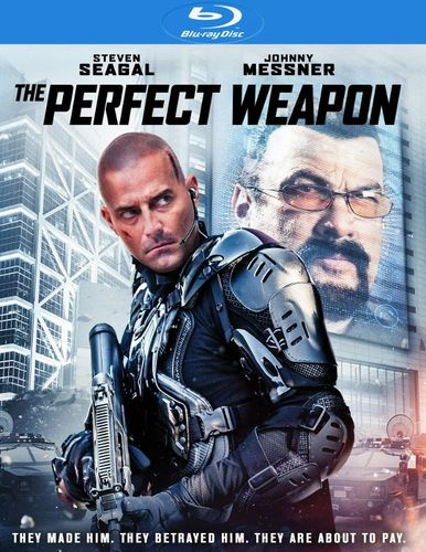 The Perfect Weapon [Blu-ray] 5687905