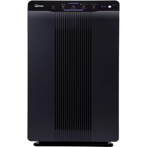 WINIX - Tower Air Purifier - Black 5689625