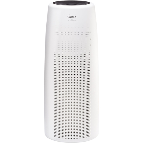 WINIX - Tower Air Purifier - Black/White 5689634
