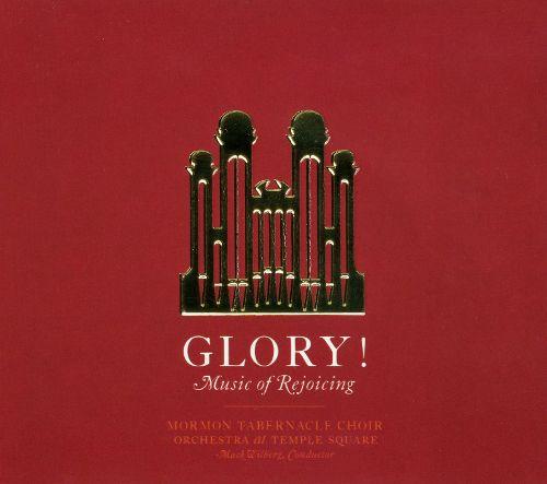 Glory! Music of Rejoicing [CD]