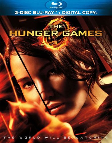 The Hunger Games [Blu-ray] [2012] 5690549