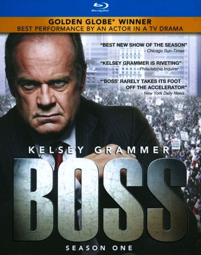 Boss: Season One [2 Discs] [Blu-ray] 5690955