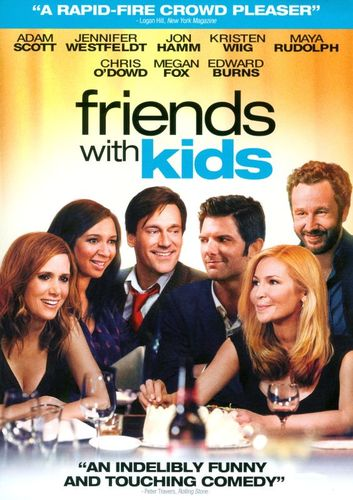Friends With Kids [DVD] [2011] 5690964