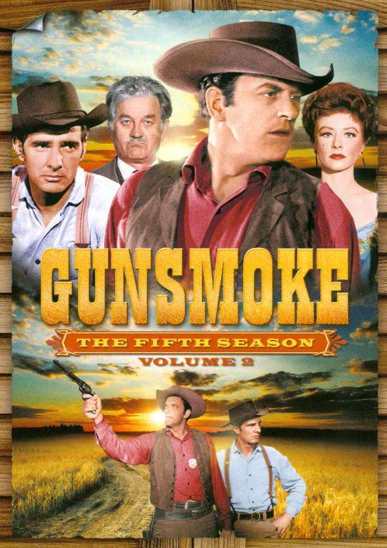 Gunsmoke: The Fifth Season, Vol. 2 [3 Discs] [DVD] 5691141