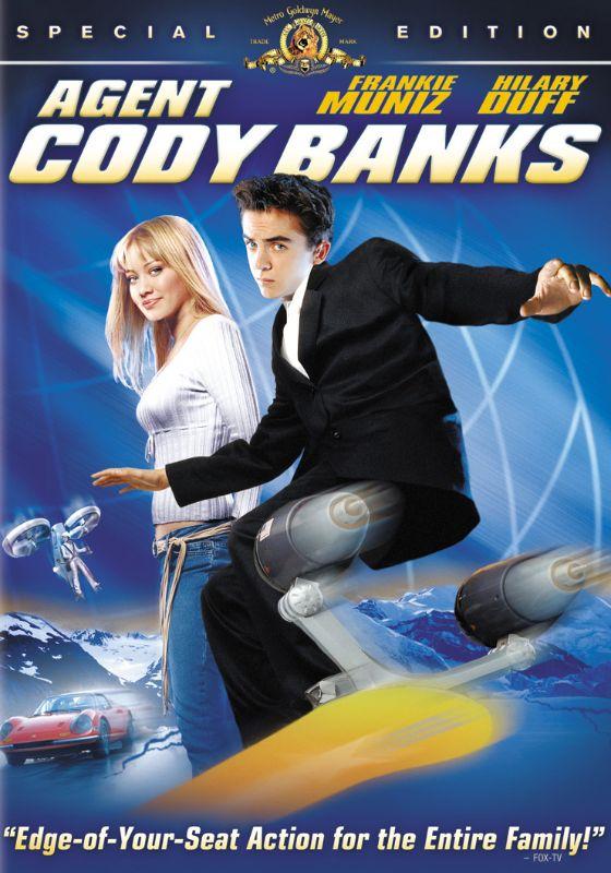 Agent Cody Banks [DVD] [2003] 5691851