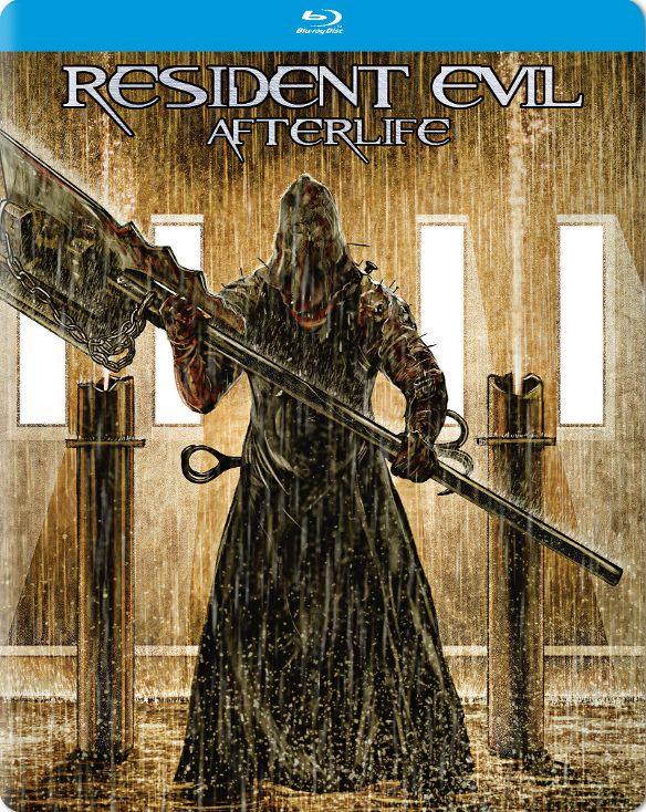 Resident Evil: Afterlife [Blu-ray] [SteelBook] [2010] 5694600