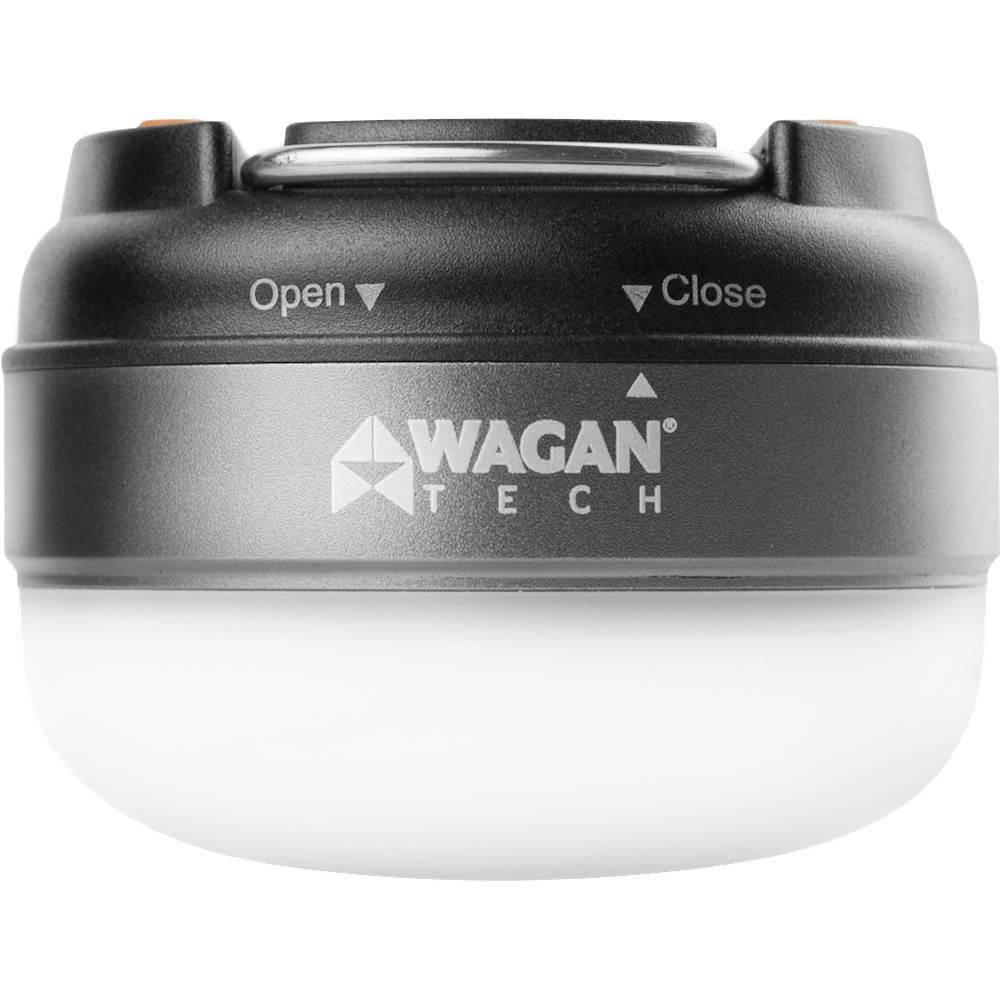 Wagan Brite-Nite Dome LED Lantern - Gray