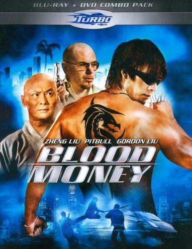 Blood Money [2 Discs] [Blu-ray/DVD] [2012] 5701352