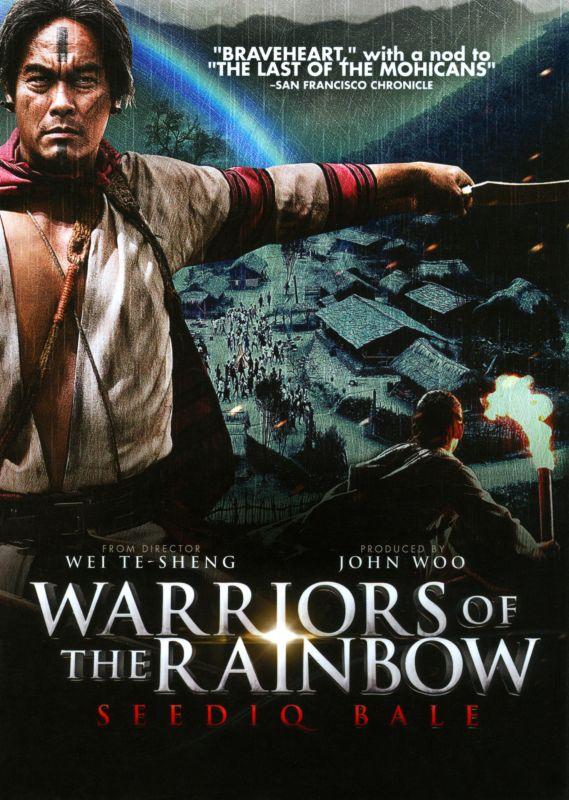 Warriors of the Rainbow: Seediq Bale [DVD] [2011] 5701389