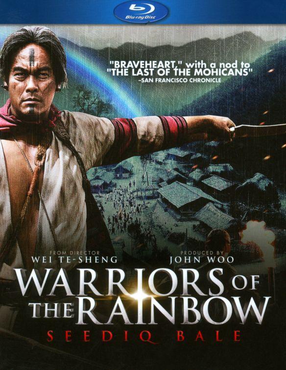 Warriors of the Rainbow: Seediq Bale [Blu-ray] [2011] 5701421