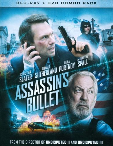 Assassin's Bullet [2 Discs] [Blu-ray/DVD] [English] [2012] 5701449