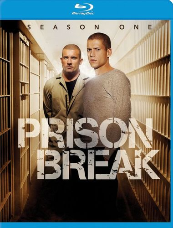 Prison Break: Season 1 [Blu-ray] [6 Discs] 5702900