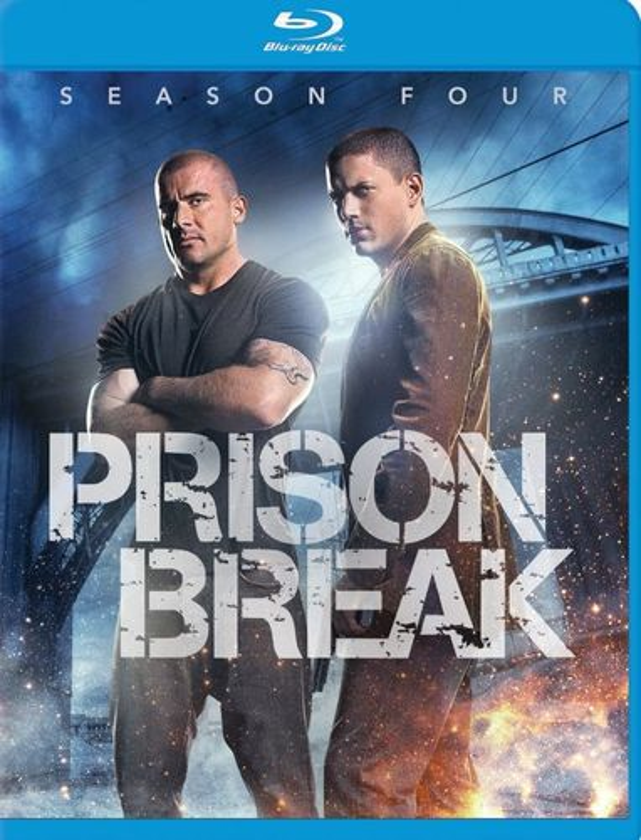 Prison Break: Season 4 [Blu-ray] [6 Discs] 5703100