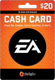 EA - EA Origin Wallet Card ($20) - Multicolor