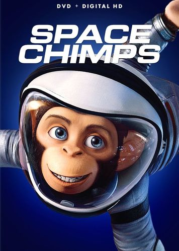 Space Chimps [DVD] [2008] 5705101