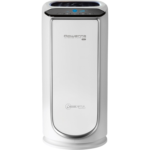 Rowenta - Intense Pure Console Air Purifier - White/silver 5705106