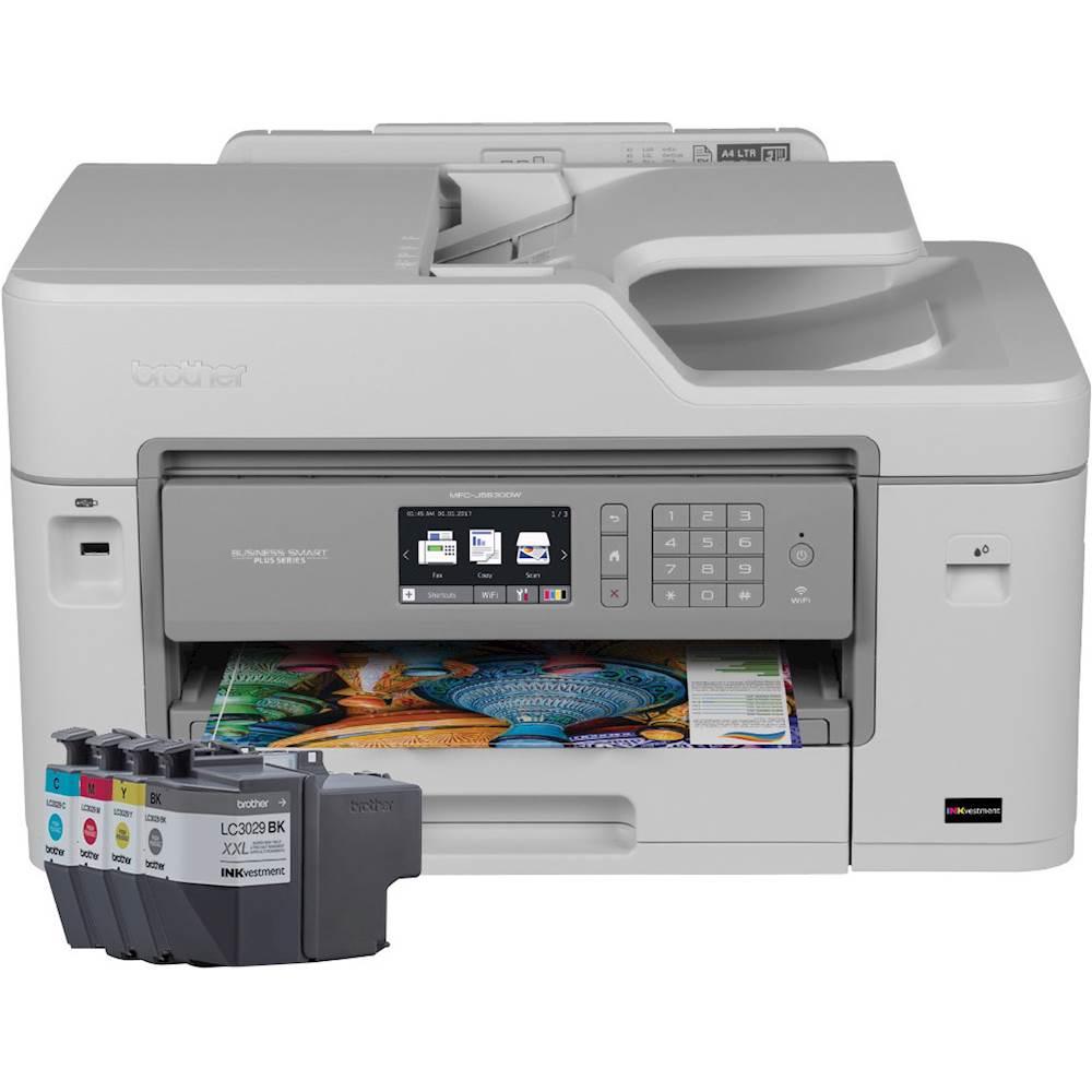 MFCJ5830DW Inkjet Printer Wireless, and Printing