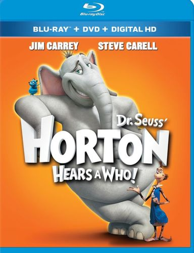 Horton Hears a Who [Blu-ray/DVD] [3 Discs] [2008] 5705624